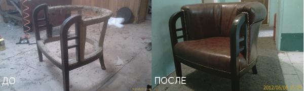 Реставрация_кресла