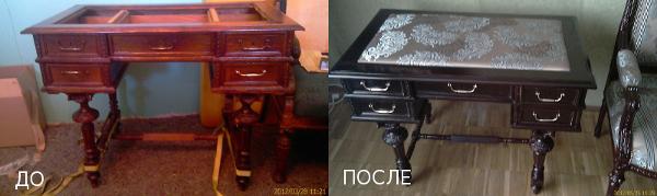 Реставрация_стола