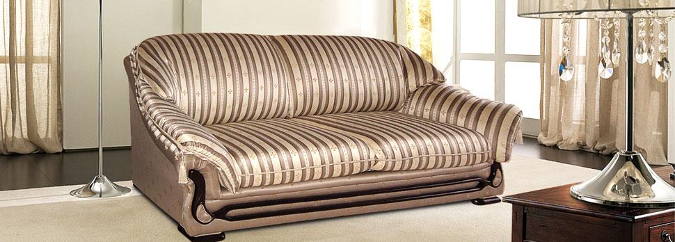 Перетяжка и обивка мягкой мебели
